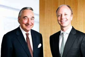 File Chairman (L) & CEO: Image Rickmers