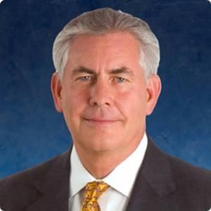 File Rex Tillerson, CEO, Exxon Mobil