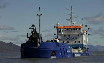 File Photo: Ocean Dredging DSM Ocean inc.