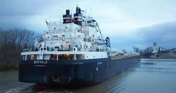 File M/V Buffalo (Photo courtesy of American Steamship Company)