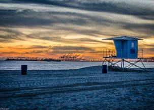 File West coast rival: Long Beach is opposed to the merger with its long-time rival. Photo: Paul Ottaviano
