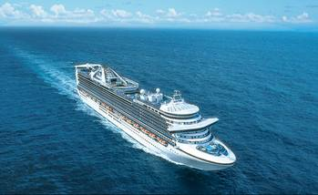 File Caribbean Princess (Photo: Princess Cruises)
