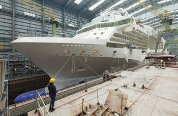 File Photo credit Meyer Werft