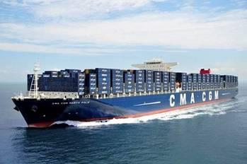 File CMA CGM Marco Polo (Photo: CMA CGM)