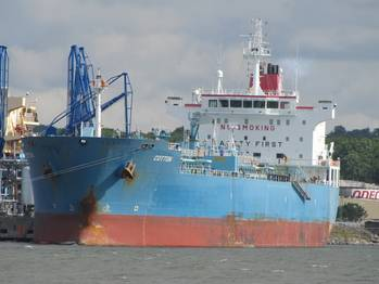 File Tankship Cotton: Photo credit Geden Lines