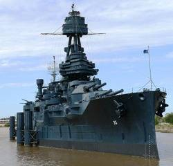 File USS Texas: Photo credit Wiki CCL2
