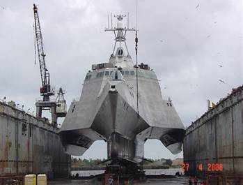 File USS Independence: Photo credit USMRA