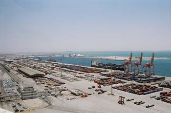 File Port of Damman: Photo courtesy of the port