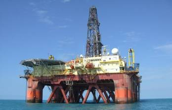 File Photo courtesy Diamond Offshore