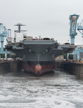 File CVN Float Out: Photo courtesy of HII