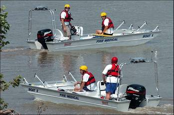 File Boats at Work: Photo credit Rescue ONE