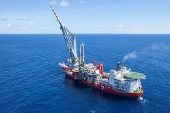 File Huisman Offshore Mast Crane: Photo credit Huisman