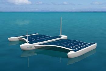 File Image: Eco Marine Power