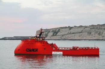 File standby vessel 'Esvagt Aurora'