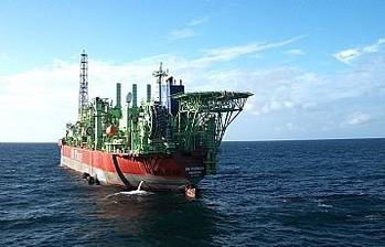 File FPSO BW Pioneer: Photo credit Petrobas