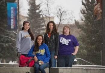 File Crowley Alaska scholarship students: Photo credit Crowley