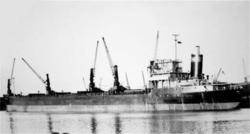 File SS Marina Electric: Photo credit US Naval Institute