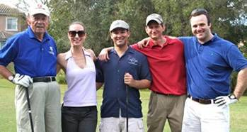 File Heidmar Golfers: Photo credit Heidmar Blue & Gray