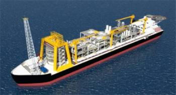 File Model HHI FPSO: Image credit HHI