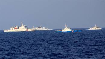 File Photo courtesy Vietnam Coast Guard