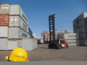 File Bien Hoa Container depot operated by ECS has a capacity of 3,500 teus strategically located next to Bien Hoa Industry zone & Binh Duong Industry zone.
