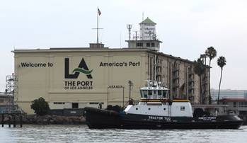 File Photo: Port of L.A.
