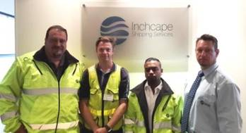 File The ISS South Africa operations team will support PGS, a leading geophysical services company.