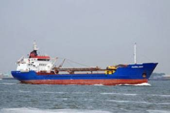 File MV Swanland: Photo courtesy of ITF