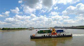 File Woolwich Ferry: Photo credit Briggs Marine