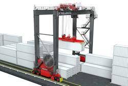 File Konecranes to supply eighteen RTGs to DP World's new terminal in Turkey