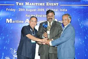 File Photo courtesy Krishnapatnam Port Company Ltd