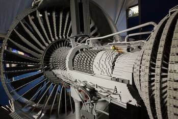 File Lego Engine: Photo courtesy of Rolls-Royce