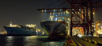 File Photo: Maersk