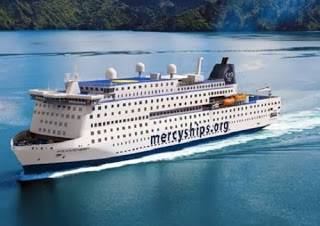 File Rendering of Atlantic Mercy courtesy of Mercy Ships