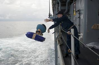 File Launching Drifter Buoys: Photo credit USN