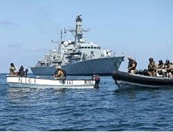 File Piracy Patrol: Photo credit NATO