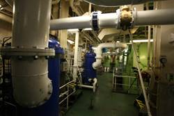 File OceanSaver has supplied and commissioned its first ballast water treatment system to gain classification society DNV's approval.
