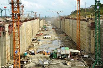 File Photo: Panama Canal