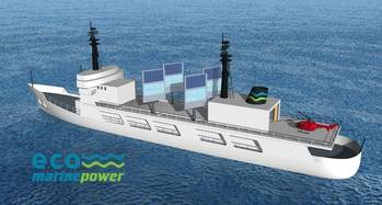 File Patrol Boat, Long Fin: Image credit EMP