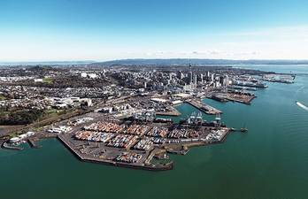 File Photo: Port of Auckland