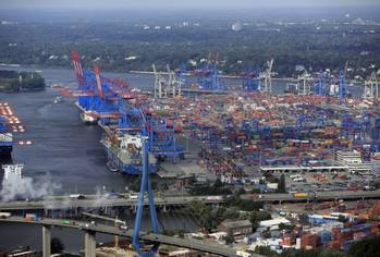 File Photo courtesy of Port of Hamburg