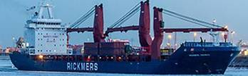 File Photo courtesy of Rickmers-Linie