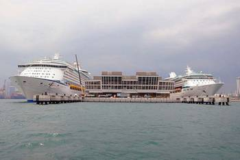 File Photo: Royal Caribbean