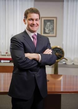 File Steve Durrell, President, Irving Shipbuilding