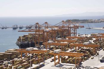 File Photo courtesy of Piraeus Port Authority