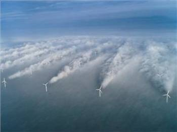 File Windfarm Offshore: Photo credit NOAA