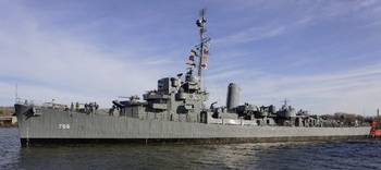 File Photo credit USS Slater.org