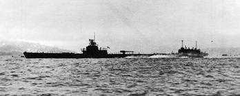 File USS Gudgeon (SS-211), photo: U.S. Navy Department Library