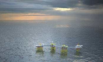 File Johan Sverdrup is among the largest oil fields on the Norwegian shelf, and will at peak contribute with 25% of the production from the Norwegian shelf. The giant field is expected to start production in late 2019. The field lifetime will be 50 years, with an anticipated plateau production of 550,000-650,000 barrels of oil equivalent/day (boe/d) field capacity (Statoil share ~40%).