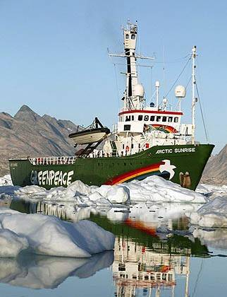 File Greenpeace icebreaker Arctic Sunrise (Photo: Greenpeace)